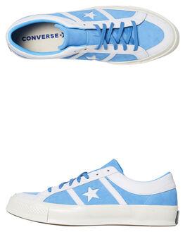 BRIGHT BLUE MENS FOOTWEAR CONVERSE SNEAKERS - 167134CBBLU