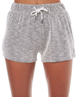 TEXTURED STRIPE WOMENS CLOTHING SWELL SHORTS - S8171231TXSTP