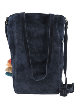 MIDNIGHT SUEDE WOMENS ACCESSORIES THE WOLF GANG BAGS + BACKPACKS - TWG20Q4A04MID