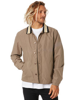 FATIGUE MENS CLOTHING THE CRITICAL SLIDE SOCIETY JACKETS - JK1819FAT