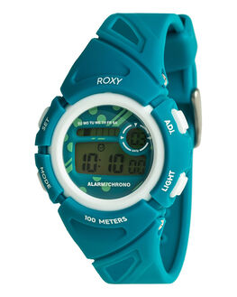 ARUBA BLUE WOMENS ACCESSORIES ROXY WATCHES - ERJWD03185BFK0
