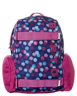 IKAT DOT PRINT KIDS GIRLS BURTON BAGS - 136601503