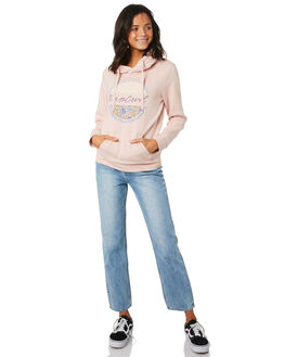 DUSTY PINK WOMENS CLOTHING RIP CURL JUMPERS - GFEHL19611