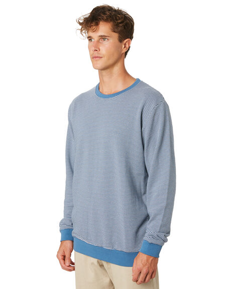 NAVY OUTLET MENS SWELL JUMPERS - S5193441NAVY