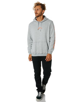 GREY MARLE MENS CLOTHING RUSTY JUMPERS - FTM0874GMA