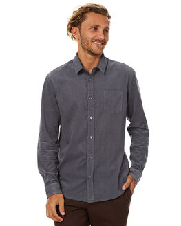 GUNMETAL MENS CLOTHING SWELL SHIRTS - S5173173GMTL