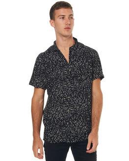 LIQUID BLACK MENS CLOTHING A.BRAND SHIRTS - 81032A3281