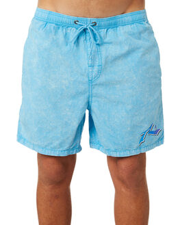 WRASSE BLUE MENS CLOTHING RUSTY SHORTS - WKM0917WRB