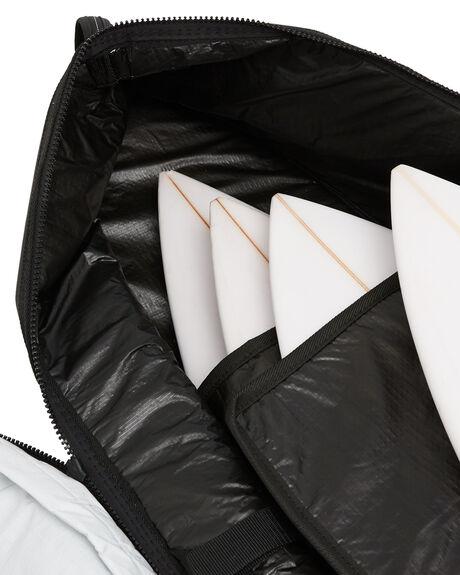 BLACK GREY BOARDSPORTS SURF FCS BOARDCOVERS - BT4-067-AP-BGYBLKGR