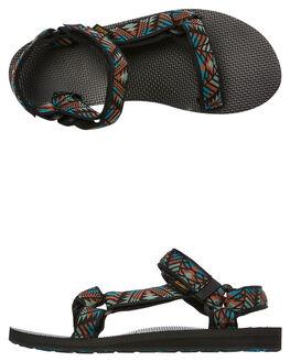 CANYON WOMENS FOOTWEAR TEVA FASHION SANDALS - T1106596GBCN