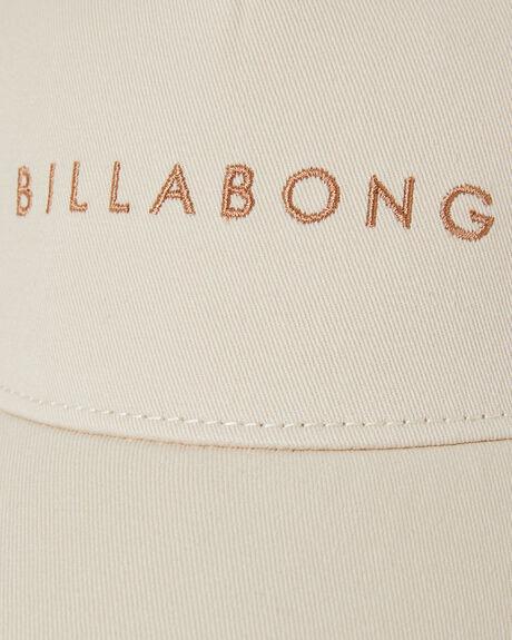 SALT CRYSTAL WOMENS ACCESSORIES BILLABONG HEADWEAR - 6613305CSLT