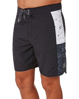 BLACK MENS CLOTHING RIP CURL BOARDSHORTS - CBOLI40090