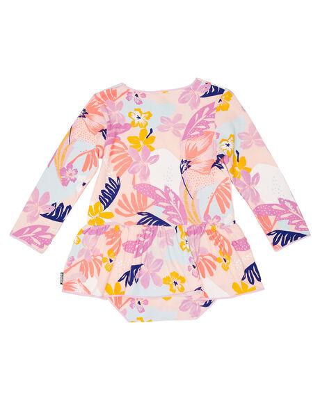 FLORAL KIDS BABY BONDS CLOTHING - BXMTA1JD