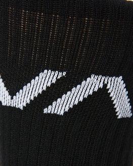 BLACK MENS CLOTHING RVCA SOCKS + UNDERWEAR - R352602BBLK