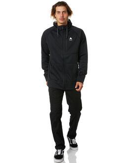 TRUE BLACK MENS CLOTHING BURTON JUMPERS - 16538109001