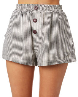 STRIPE WOMENS CLOTHING ELWOOD SHORTS - W93609A7B