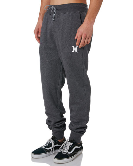 BLACK HEATHER MENS CLOTHING HURLEY PANTS - AMPTBCBP03B