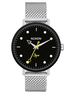 BLACK ABYSSE WOMENS ACCESSORIES NIXON WATCHES - A1238-2971-00BLKAB