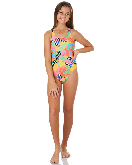 MULTI KIDS GIRLS ZOGGS SWIMWEAR - 5086195MUL