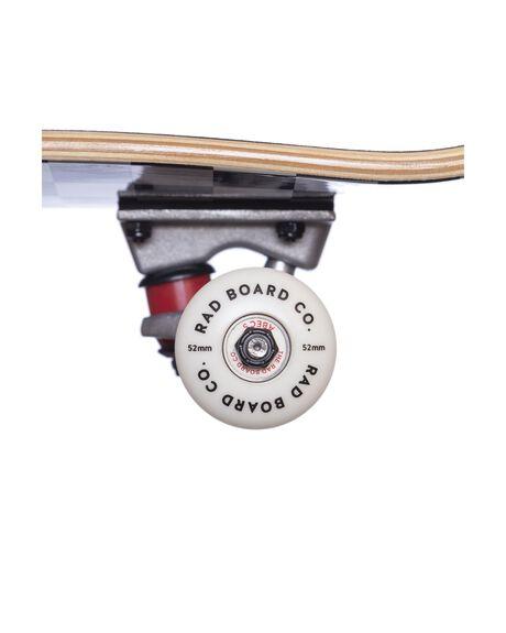 MULTI BOARDSPORTS SKATE RAD BOARD CO COMPLETES - CDC-BKW-F9