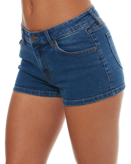 SEA BLUE OUTLET WOMENS VOLCOM SHORTS - B1931700SBL