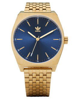 GOLD NAVY SUNRAY MENS ACCESSORIES ADIDAS WATCHES - Z02-2913-00GDNSU