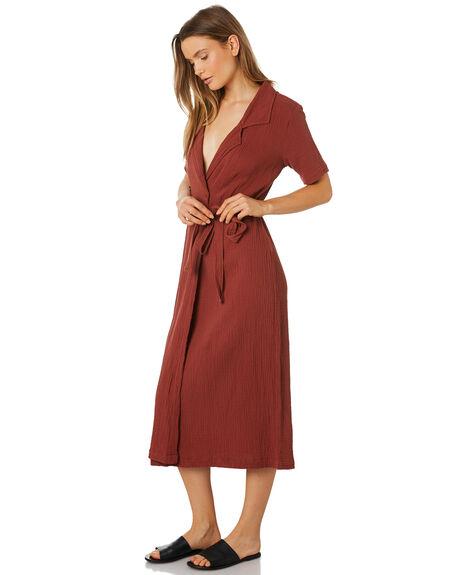 HENNA WOMENS CLOTHING RHYTHM DRESSES - APR19W-DR08-HEN