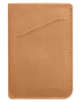 TAN MENS ACCESSORIES BELLROY WALLETS - WCSATAN