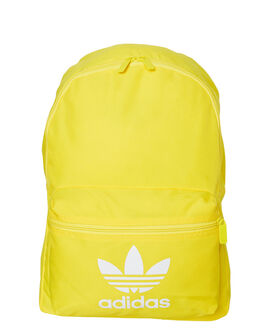 YELLOW WOMENS ACCESSORIES ADIDAS BAGS + BACKPACKS - ED8672YLW