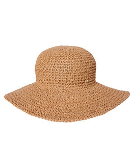 CARAMEL TWO WOMENS ACCESSORIES RUSTY HEADWEAR - HHL0178CATWO