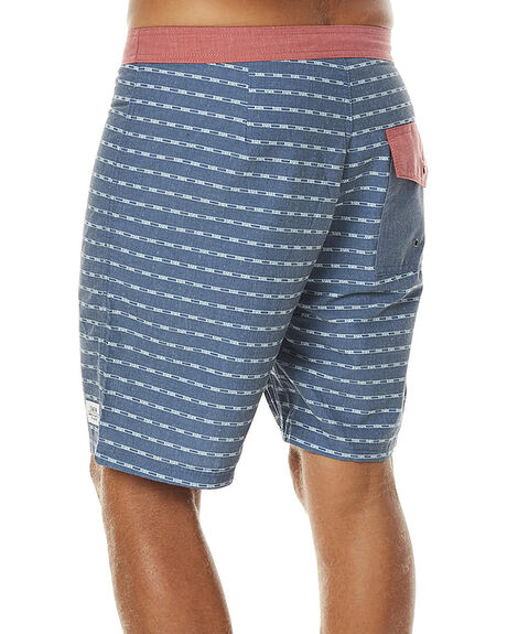 NAVY MENS CLOTHING KATIN BOARDSHORTS - TRBOR16NVY