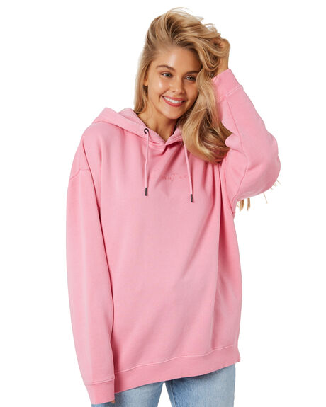 ROSE WOMENS CLOTHING ALL ABOUT EVE HOODIES + SWEATS - 6473031ROSE