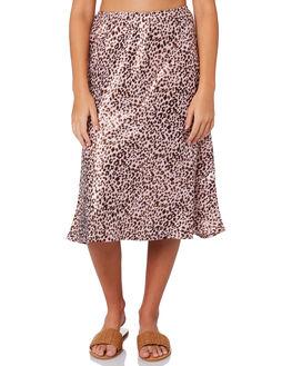 BLUSH LEOPARD PRINT OUTLET KIDS EVES SISTER CLOTHING - 9541067PNK