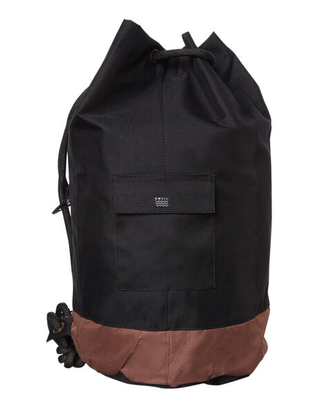 BLACK MENS ACCESSORIES SWELL BAGS - S51731556BLK