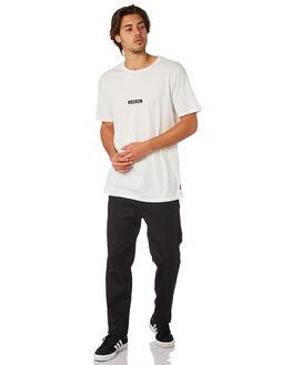 MILK MENS CLOTHING GLOBE TEES - GB01820013MILK