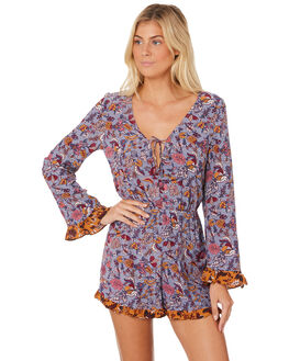 CHAMBRAY OUTLET WOMENS TIGERLILY PLAYSUITS + OVERALLS - T383418CBY