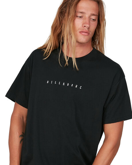 BLACK MENS CLOTHING BILLABONG TEES - BB-9504032-BLK