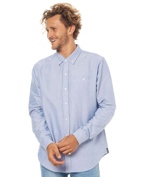 BLUE MENS CLOTHING EZEKIEL SHIRTS - EL173047BLUE
