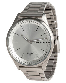 SILVER MENS ACCESSORIES QUIKSILVER WATCHES - EQYWA03013SJA0