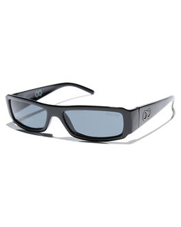 GLOSS BLACK MENS ACCESSORIES CHILDE SUNGLASSES - CLD-G0500110GBLK