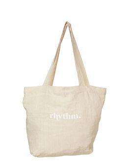 SAND WOMENS ACCESSORIES RHYTHM BAGS + BACKPACKS - APR19W-TOT01-SAN
