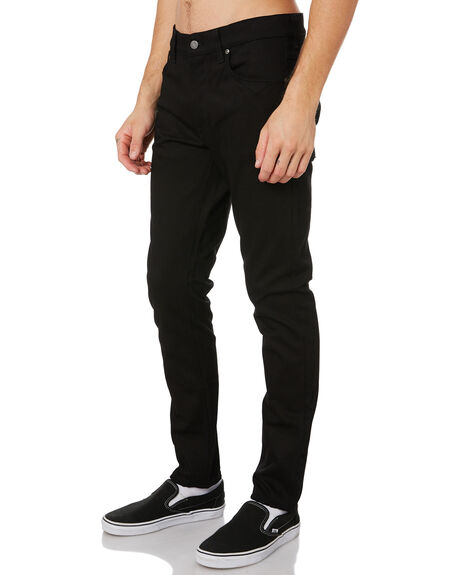 DRY COLD BLACK MENS CLOTHING NUDIE JEANS CO JEANS - 111821DCBK