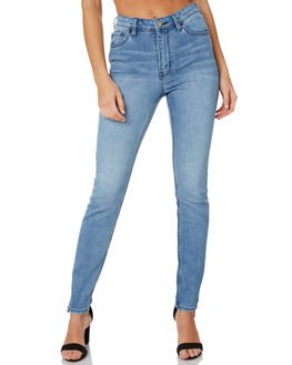 NORTHSIDE BLUE WOMENS CLOTHING LEE JEANS - L-656626-KY6