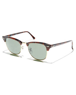 TORTOISE UNISEX ADULTS RAY-BAN SUNGLASSES - ORB301651W0366