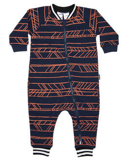 TRIBLE STRIPE KIDS BABY BONDS CLOTHING - BXPNA6HA