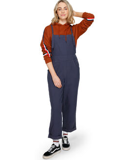 OMBRE BLUE WOMENS CLOTHING ELEMENT PLAYSUITS + OVERALLS - 293875OBLU