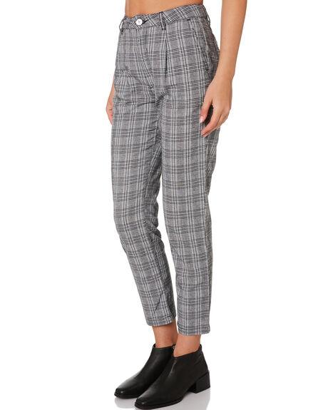 CHECK WOMENS CLOTHING A.BRAND PANTS - 71510-4543