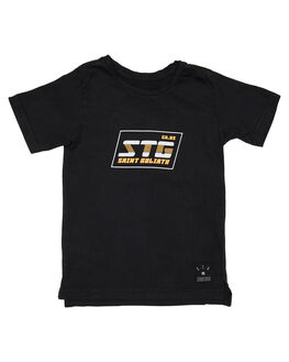 BLACK KIDS TODDLER BOYS ST GOLIATH TOPS - 2820005BLK