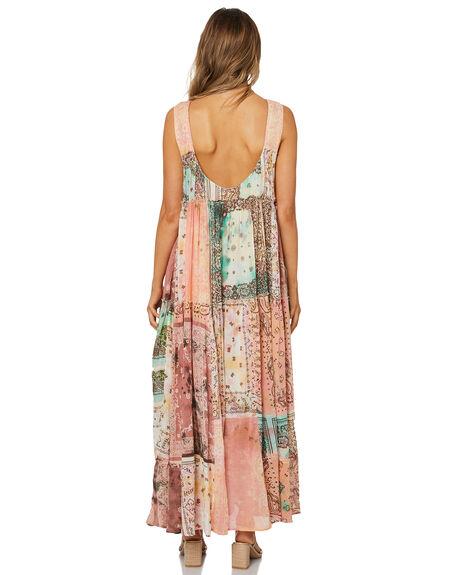 MULTI COMBO WOMENS CLOTHING FREE PEOPLE DRESSES - OB1276305MCBO