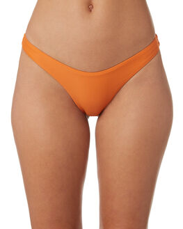 CITRIS WOMENS SWIMWEAR TIGERLILY BIKINI BOTTOMS - T382573CIT